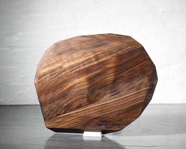Skærebræt i valnøddetræ fra danske Noyer