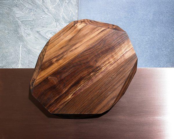 Skærebræt i træ fra Noyer