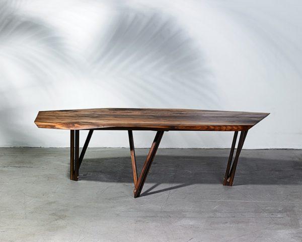 Sofabord i træ fra danske Noyer